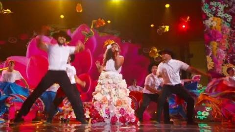 America's Got Talent 2015 S10E15 Live Shows - Alondra Santos Mariachi Singer