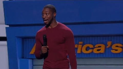 America's Got Talent 2017 Semi-Finals Preacher Lawson Performance & Interview S12E19