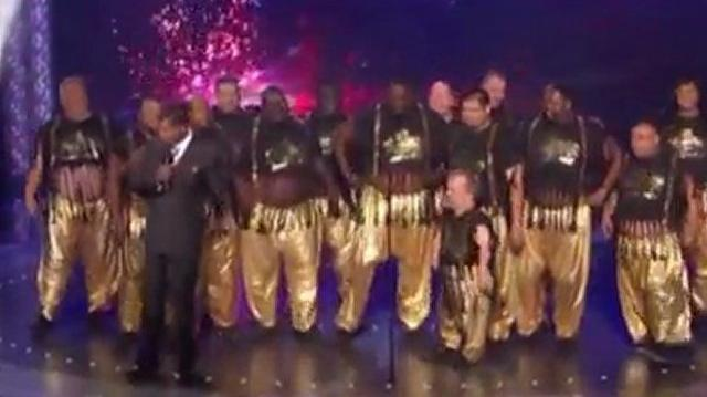 Da Maniacs ~ America's Got Talent 2010, Top 48 Compete Week-4