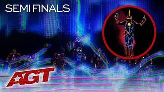 "Light Balance Kids Performs As MARVEL Characters To ""Livin' On A Prayer"" - America's Got Talent 2019"