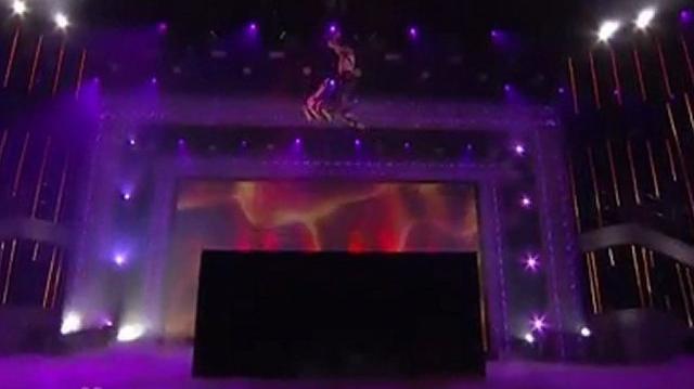 Michael Lipari & Ashleigh Dejon ~ America's Got Talent Wild Cards Compete