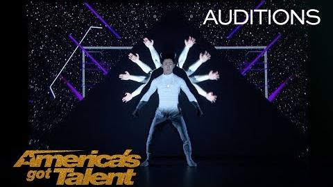 Best Technology On Season 13 of AGT - America's Got Talent 2018