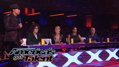 Howard, Heidi, Mel and Howie Answer Viewer Questions - America's Got Talent 2014