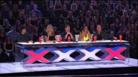 America's Got Talent 2015 The Chippendoubles Judges Cuts Week 2