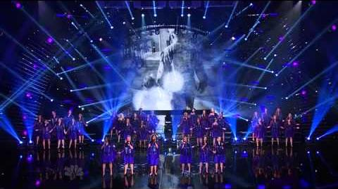 American Military Spouses Choir - America's Got Talent 2013 Season 8 - Radio City Music Hall