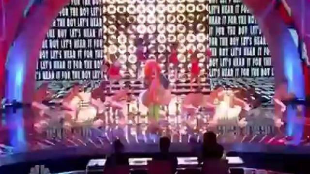 All Beef Patty, Top 48 Q3 ~ America's Got Talent 2012-0