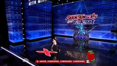 America's Got Talent 2015 Latin Swag Auditions 7