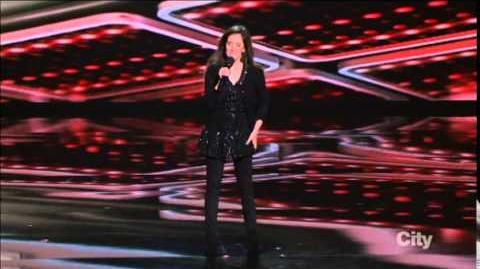 America's Got Talent 2014 Quarterfinal 3 Wendy Liebman
