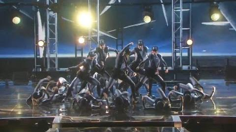 America's Got Talent 2015 S10E17 Live Shows - DM Nation All Girl Dance Troupe