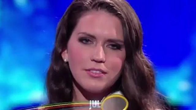 Nikki Jensen, Top 48 Live ~ America's Got Talent 2012 NY
