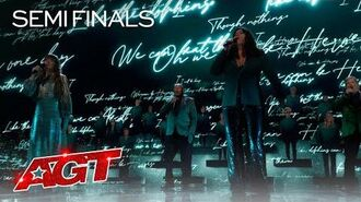 """Voices of Our City Choir STUNS With """"Heroes"""" by David Bowie - America's Got Talent 2020"""