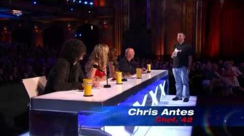 America's Got Talent 2013 Chris Antes Week 4