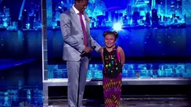 Lil Starr, Top 48 Live ~ America's Got Talent 2012 Q1-0