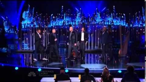 America's Got Talent 2014 Sons Of Serendip Grand Final
