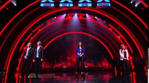 America's Got Talent 2014 Semi-Final 2 Results 2