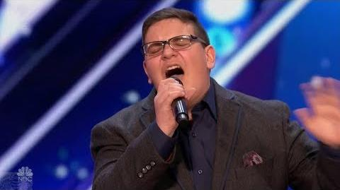 America's Got Talent 2017 Christian Guardino Floors the Judges with His Highs Full Audition S12E0