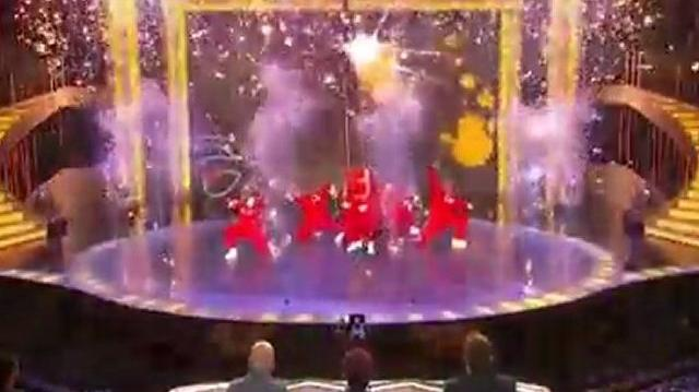 Strikers All Stars ~ America's Got Talent 2010, Top 48 Compete Week-4