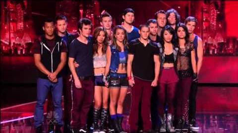 4. 3rd Quarterfinal Results ~ America's Got Talent 2012