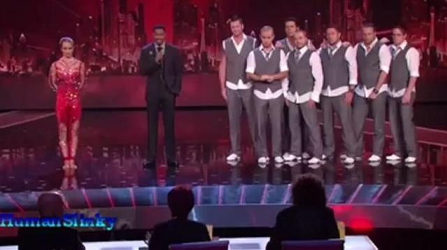 Wild Card Results ~ America's Got Talent 2012-3