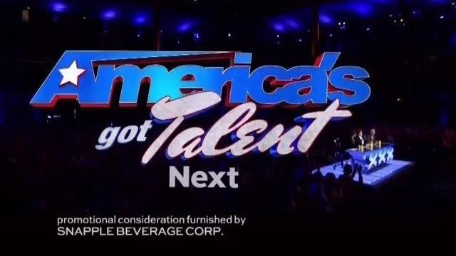 2012 ~25. Wild Card Results ~ America's Got Talent 2012