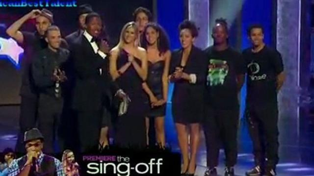 America's Got Talent 2011 Finale Results (2nd Result)-0