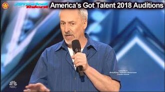 Ian Brown Wants to Be an AGT Judge -Replaces Howie Mandel America's Got Talent 2018 Auditions S13E01