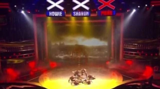 Summerwind Skippers, Semi-Finals ~ America's Got Talent 2011-0