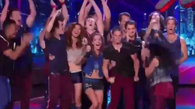 2012 ~28. 2nd Semifinal Performs ~ America's Got Talent 2012