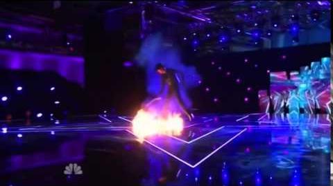 America's Got Talent 2014 Loop Rawlins New York Week Day 1