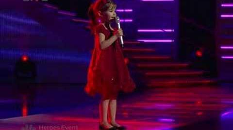 Americas Got Talent - Kaitlyn Maher - TOP10