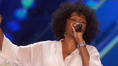 Americas Got Talent 2016 Ronee Martin 62 Y.O