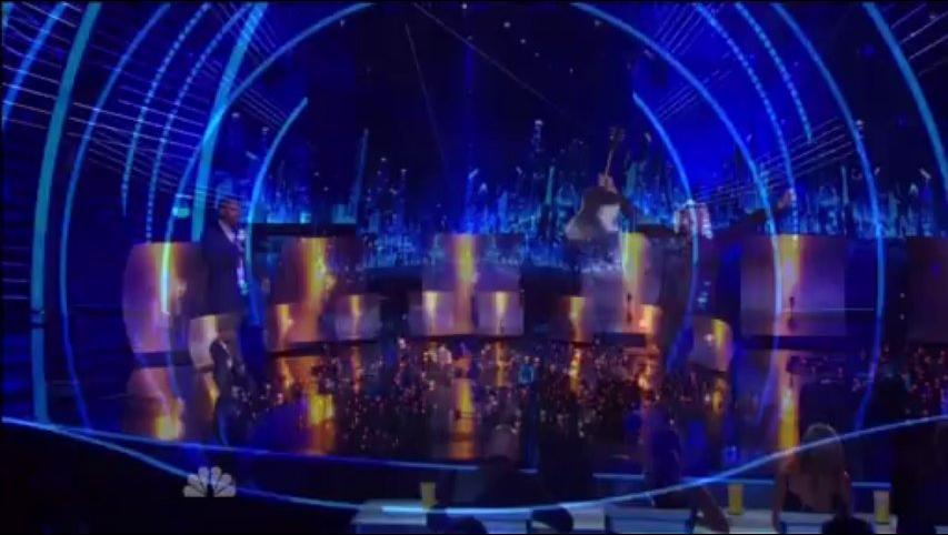 Marty Brown, 2nd Semi-Final ~ Agt 2013 Live