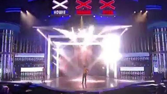 Mauricio Herrera, Top 48 (Q3) ~ America's Got Talent 2011 LIVE-0