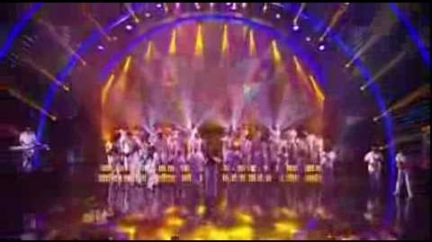Virgina State University Gospel Chorale - AGT 2013 Season 8 - Radio City Music Hall FULL