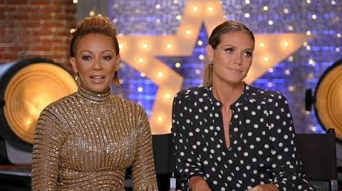 America's Got Talent 2017 Finale Mel B is So....