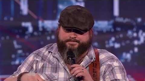 David Fenley - America's Got Talent 2013 Season 8 Week 5 Auditions