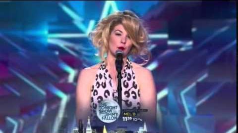 America's Got Talent 2014 Emily West New York Week Day 1