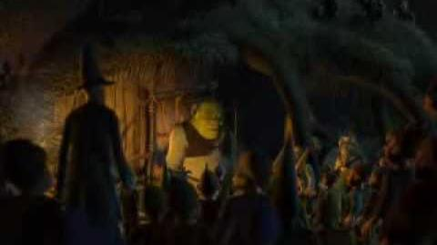 Shrek Donkey Pick Me-1