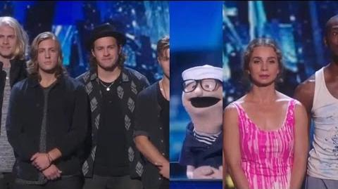 America's Got Talent 2015 S10E18 Live Show Round 2 Results 3