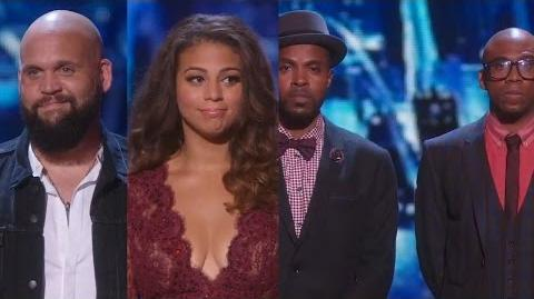 America's Got Talent 2015 S10E22 Semi Finals Round 1 Results 3