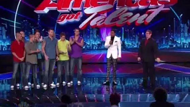 4. 4th Quarterfinal Results ~ America's Got Talent 2012-0