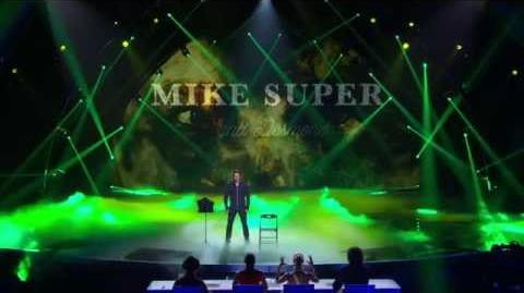 America's Got Talent S09E14 Quarterfinal Round 3 Mike Super Mystifying Magician