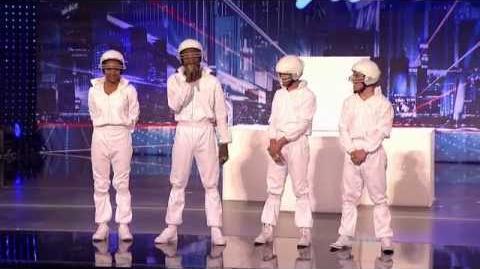 SensEtion - America's Got Talent 2013 Season 8 Week 6 Auditions
