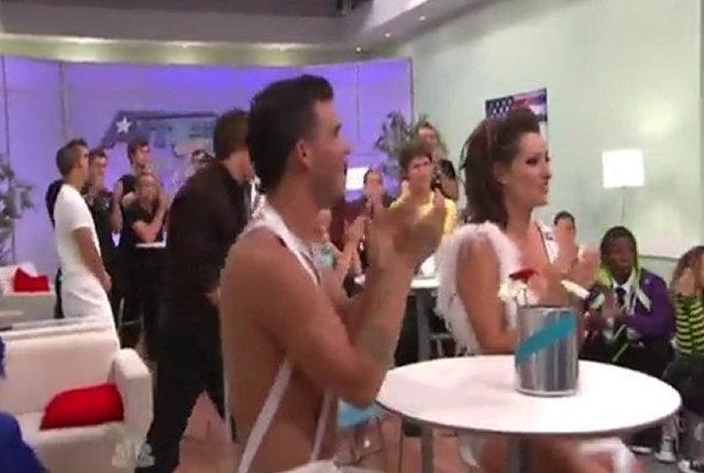 America's Got Talent 2nd Semi-finals The Results 1st part-0