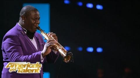 Bensax International Saxophonist - America's Got Talent 2018 Judge Cuts 3 AGT