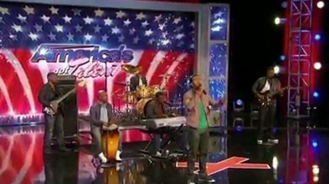 Harmonik, 22-33 ~ America's Got Talent 2010, auditions Orlando Day2-0