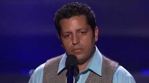 Simply Sergio - Vegas Round - America's Got Talent 2012