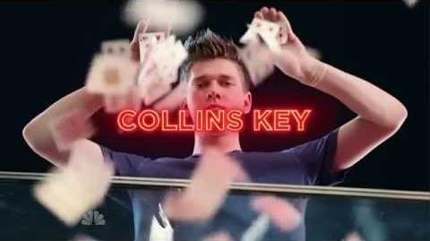Collins Key - America's Got Talent 2013 Season 8 - Radio City Music Hall