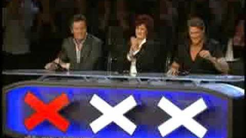 """Alex Pyles """"Martial Arts***"""" ****America's Got Talent 2008"""