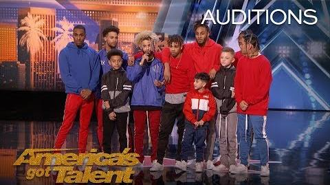 The Future Kingz Chicago Dancers Stun The Judges - America's Got Talent 2018